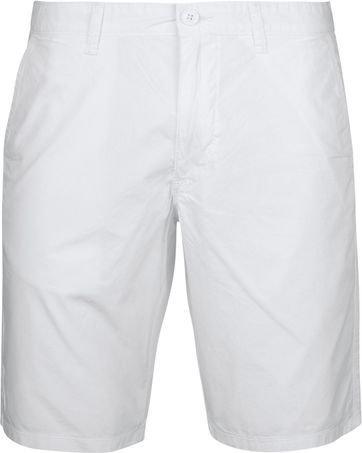 Napapijri Short Nakuro Weiß