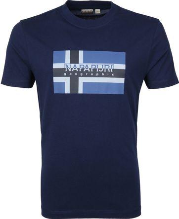 Napapijri Sovico T-shirt Navy