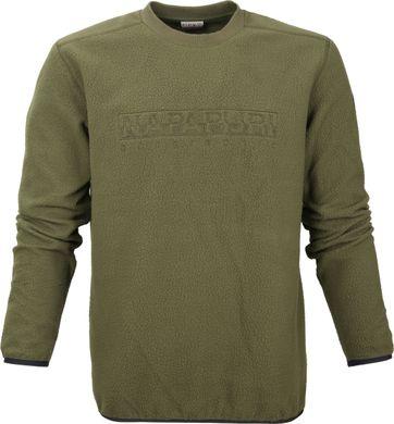Napapijri Tame Sweater Green
