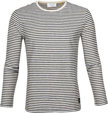 New In Town Sweater Streifen