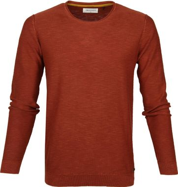 No-Excess Pullover Rusty