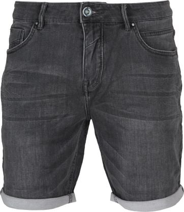 No-Excess Short Grey Denim