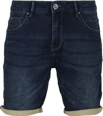 No-Excess Short Navy Denim
