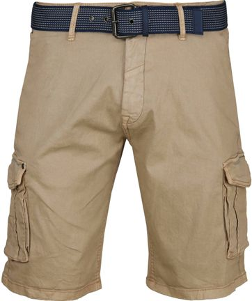 No-Excess Shorts Khaki 043