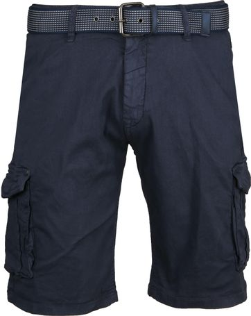 No-Excess Shorts Navy 078