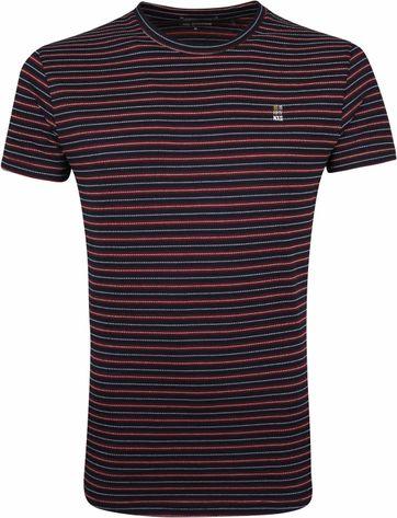 No-Excess T-Shirt Strepen
