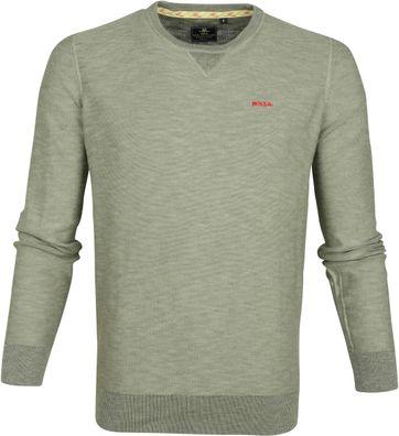 NZA Baton Sweater Groen