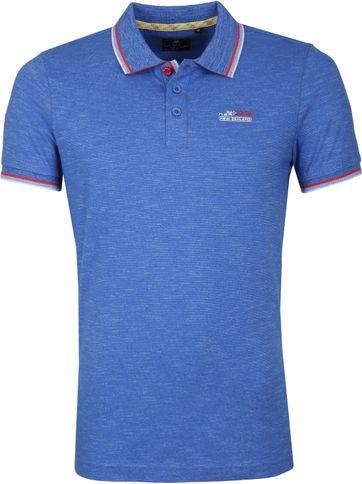 NZA Hanlon Poloshirt Blauw