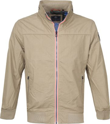 NZA Jacket Pahau Khaki