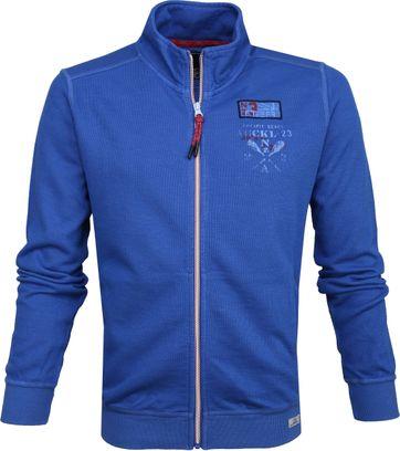 NZA Maratoto Cardigan Blue