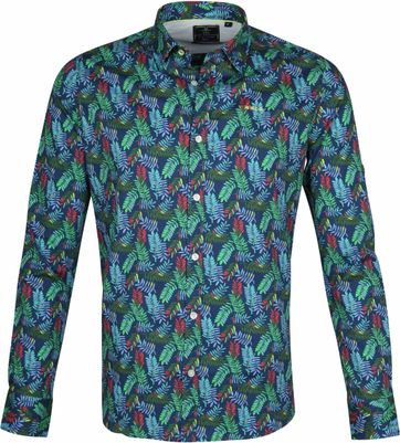 NZA Overhemd Waiaruhe
