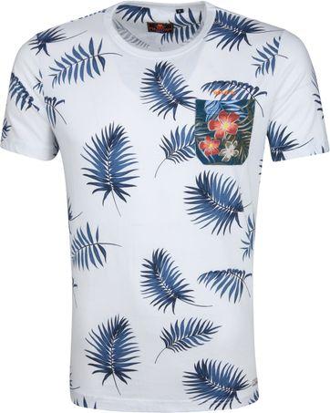 NZA Panguru T-shirt Weiß