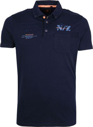 NZA Tapanui Poloshirt Navy