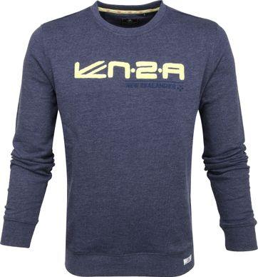 NZA Waharoa Sweater Dunkelblau