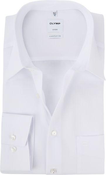 OLYMP Luxor CF Overhemd Wit SL7