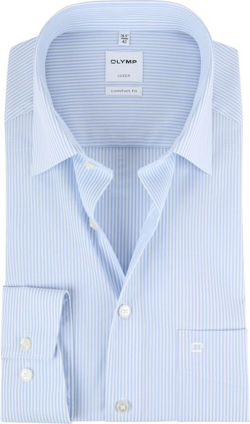 Olymp Luxor Shirt Comfort Fit Stripe