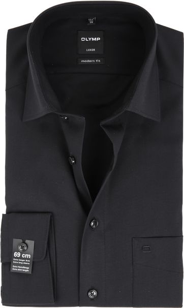 Olymp Luxor shirt SL7 MF Black