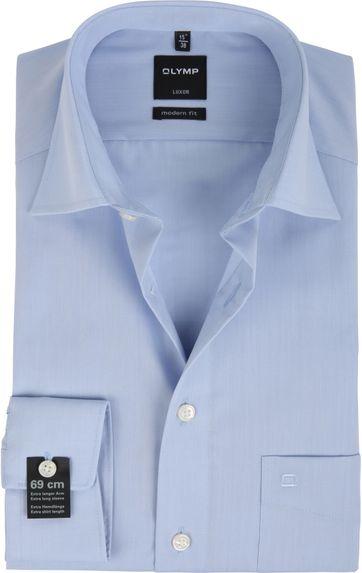 Olymp Luxor SL7 Shirt Blue