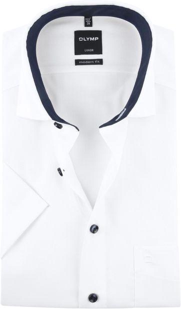 OLYMP Overhemd Luxor Wit