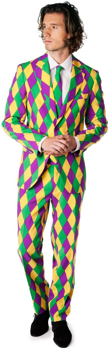 OppoSuits Harleking Kostüm