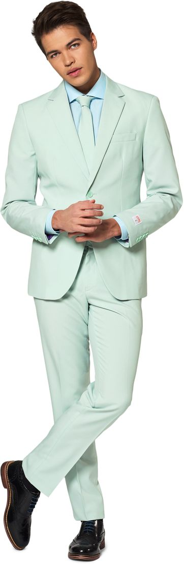 OppoSuits Magic Mint Suit
