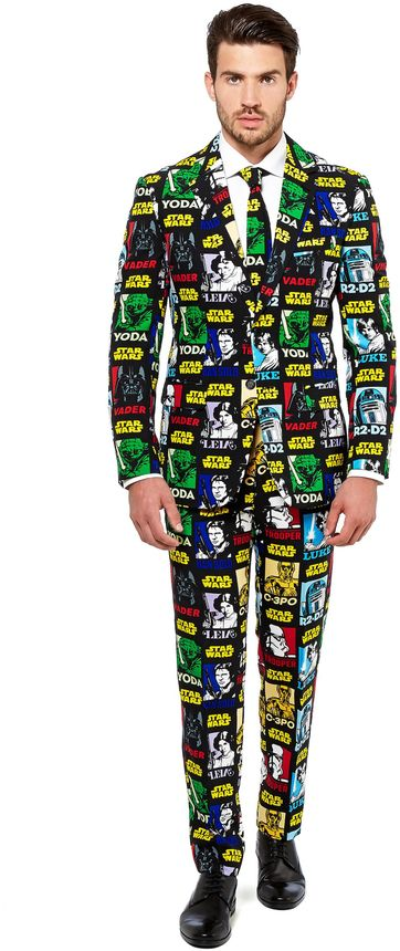 OppoSuits Strong Force Kostuum