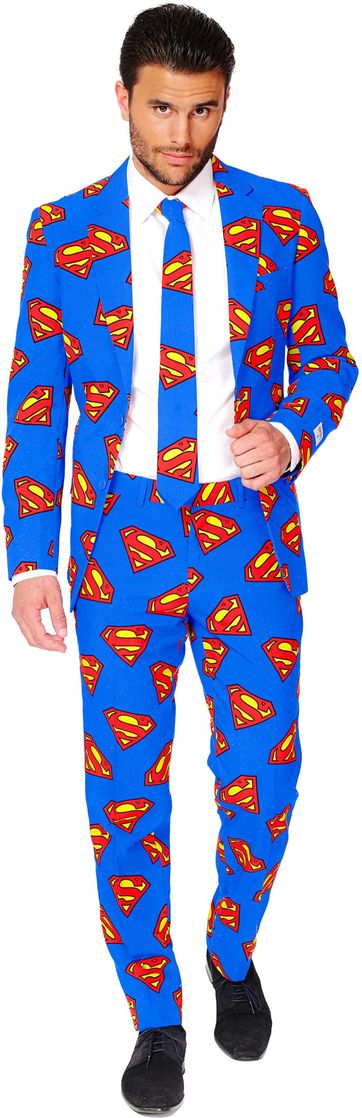 OppoSuits Superman Suit