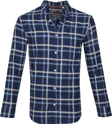 Original Penguin Saragasso Shirt Blue