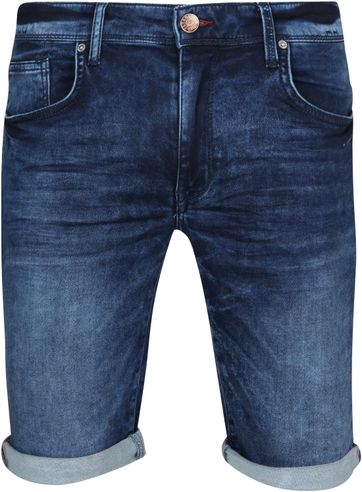 Petrol Jackson Short Denim Navy