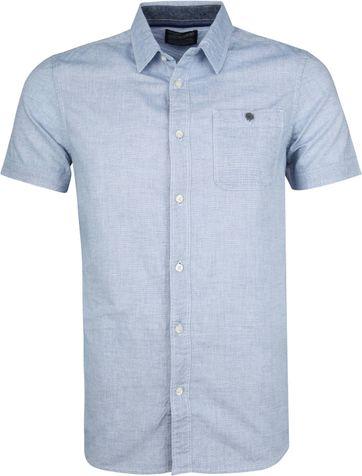 Petrol Overhemd Blauw