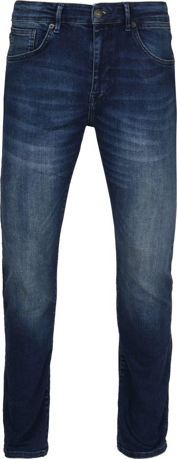 Petrol Seaham Jeans Blau