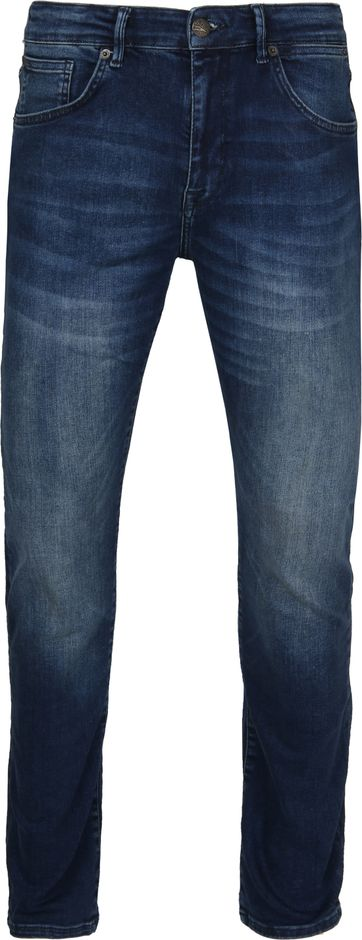 Petrol Seaham Jeans Blue