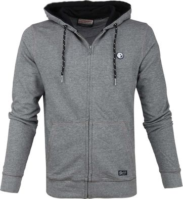 Petrol Vest Grey