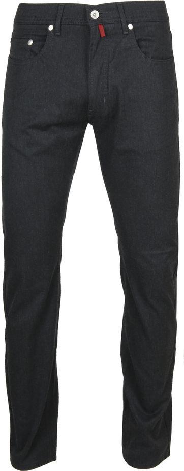Pierre Cardin Jeans Antraciet Lyon