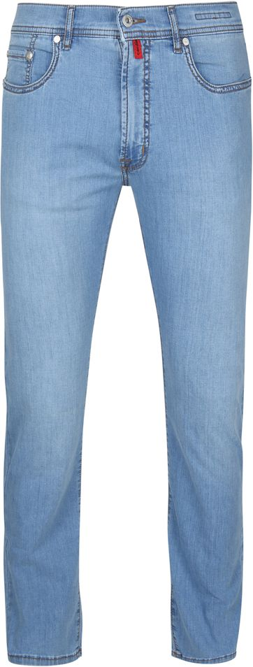 Pierre Cardin Jeans Lyon Airtouch Blauw