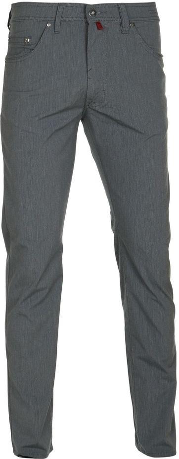 Pierre Cardin Pants Deauville Dark Grey