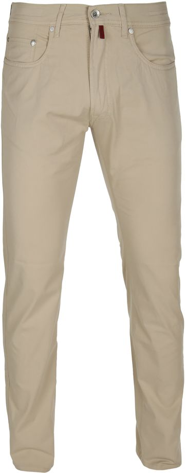 Pierre Cardin Pants Stretch Lyon Beige