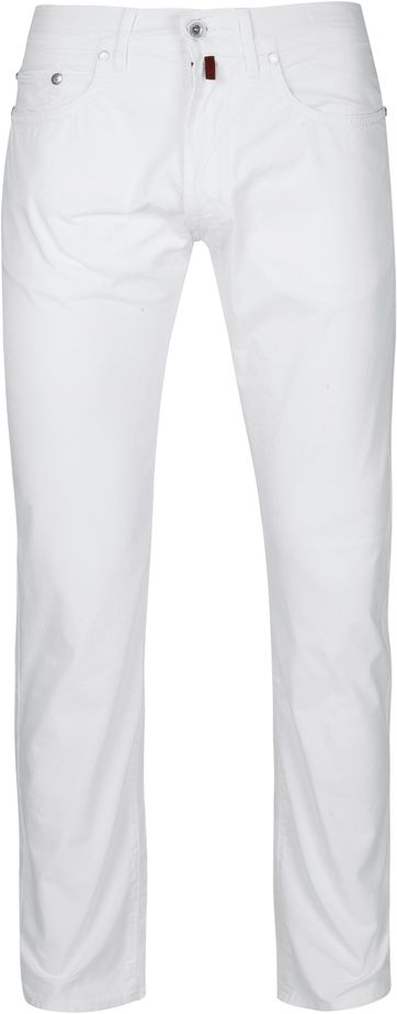 Pierre Cardin Pants White Lyon