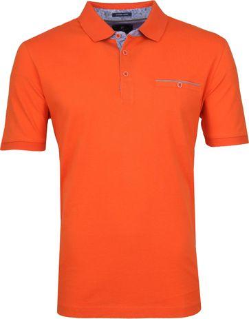 Pierre Cardin Poloshirt Airtouch Orange