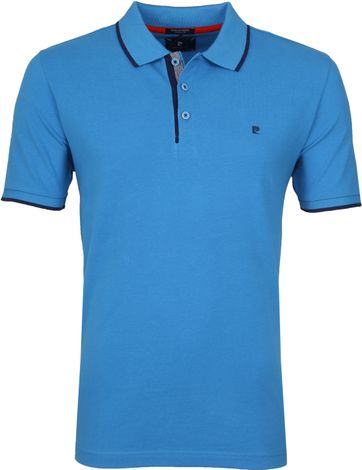Pierre Cardin Poloshirt Diving Blue