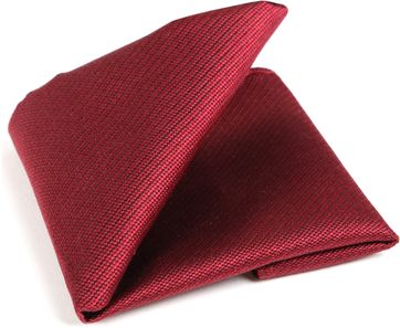 Pocket Bordeaux Red