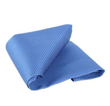 Pocket Square Blue