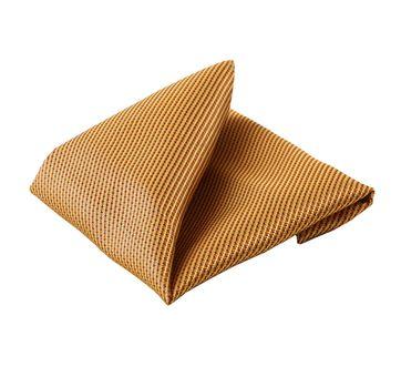 Pocket Square Gold