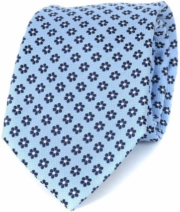 Profuomo Krawatte Blume 3D