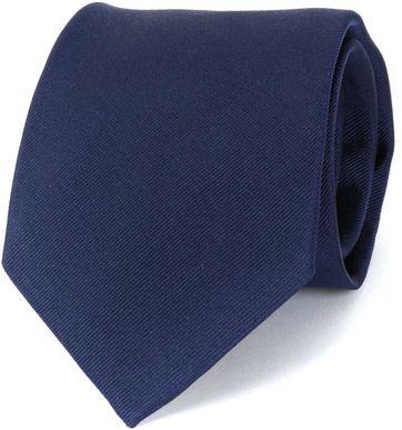 Profuomo Krawatte Marine 16I