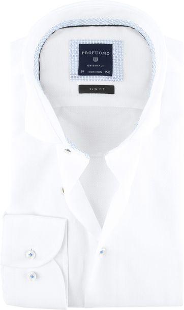 Profuomo Originale Hemd Weiß