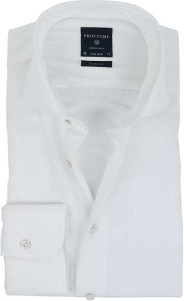 Profuomo Shirt SF Off White