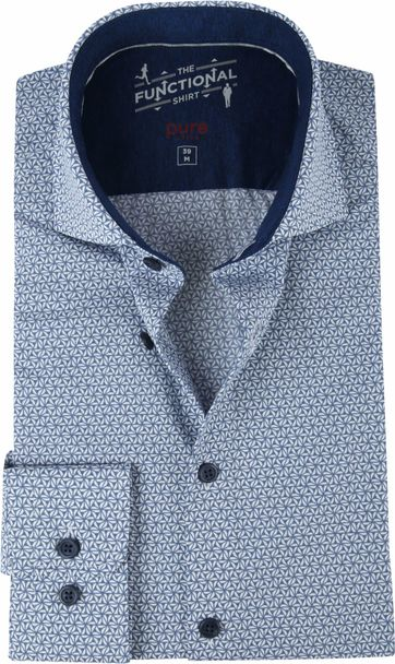 Pure H.Tico The Functional Shirt Dessin