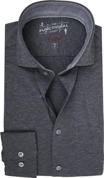 Pure H.Tico The Functional Shirt Dunkelgrau