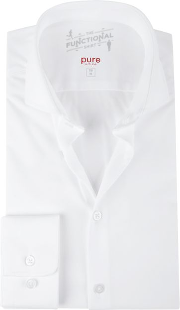 Pure H.Tico The Functional Shirt Weiß